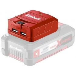 CONEXIÓN USB TE-CP 18 Li SOLO (sin cargador ni batería) EINHELL