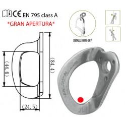 PUNTO ANCLAJE DE GRAN APERTURA 30 KN