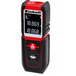 Medidor de distancia láser TC-LD 25 rojo