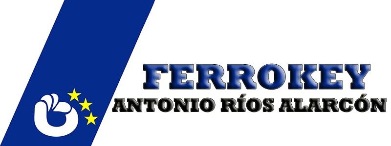 Ferrokey Antonio Ríos Alarcón