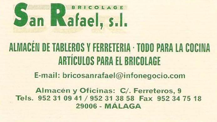 Bricolaje San Rafael