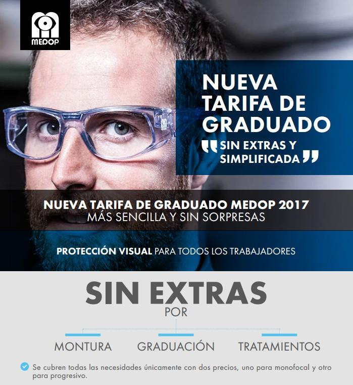 Gafas de protección graduadas